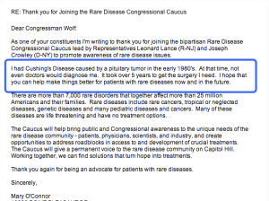 Take Action . Rare Disease Legislative Advocates at 10.56.06 AM