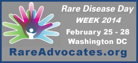 Rare Disease Week 2014