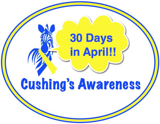 Day 1: Cushing's Awareness Challenge 2015 (1/4)